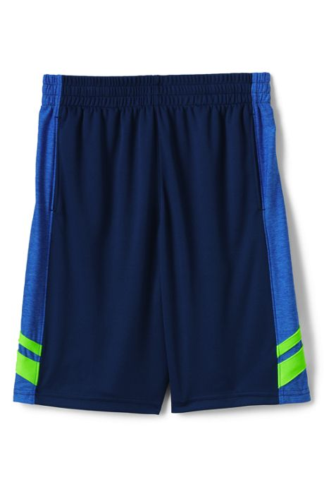 Little Boys Colorblock Active Shorts