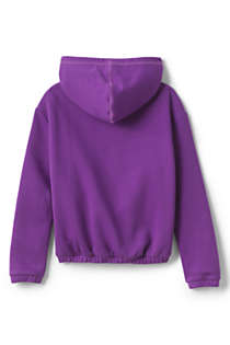 Little Girls Long Sleeve Active Hoodie, Back