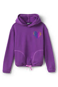 Little Girls Long Sleeve Active Hoodie