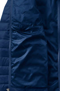 Kids ThermoPlume Hooded Jacket, alternative image
