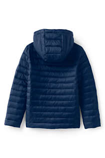Kids ThermoPlume Hooded Jacket, Back
