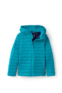 Kids' ThermoPlume Hooded Jacket