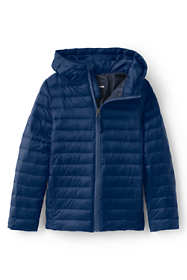 Kids ThermoPlume Hooded Jacket