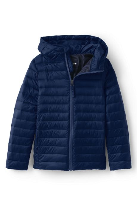 Little Kids ThermoPlume Hooded Jacket
