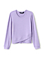 Girls' Long Sleeve Soft Brushed Top