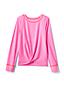 Performance-Shirt mit Knotensaum für große Mädchen
