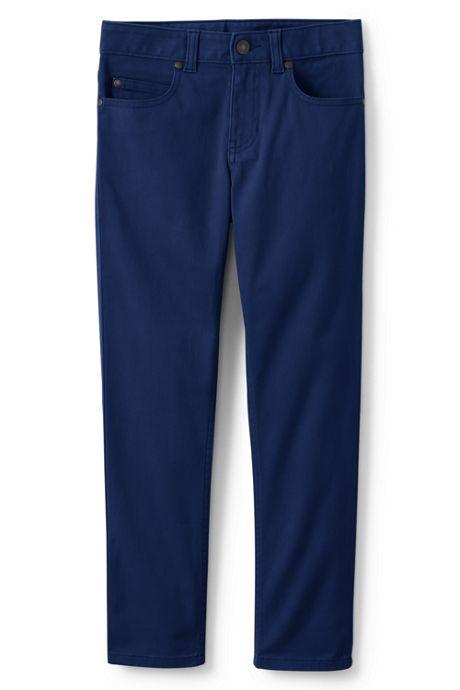 Boys Iron Knee Stretch 5 Pocket Pants