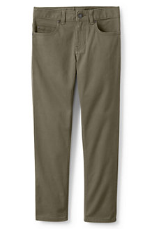 Boys' Iron Knees Stretch 5 Pocket Trousers