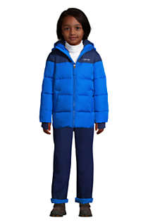 Boys ThermoPlume Fleece Lined Parka, alternative image