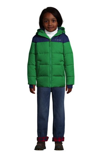 Little Boys ThermoPlume Fleece Lined Parka