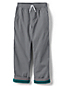 Boys' Iron Knee Stretch Lined Rib Waist Trousers