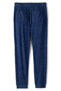 Girls Soft Brushed Jogger, Back