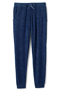 Girls Soft Brushed Jogger, Front