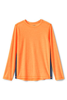 Boys' Long Sleeve Performance T-Shirt
