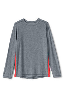 Boys' Long Sleeve Performance T-Shirt