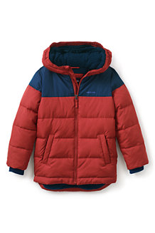 Boys' ThermoPlume Fleece Lined Parka