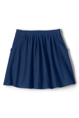 Jupe Short en French Terry, Fille