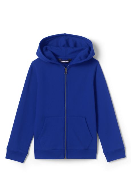 Little Kids Zip Front Sweatshirt