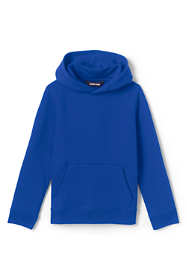 School Uniform Little Kids Hooded Pullover Sweatshirt