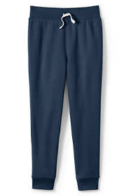 School Uniform Little Kids Jogger Sweatpants