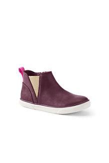 Bottine Sneaker Zippée, Fille