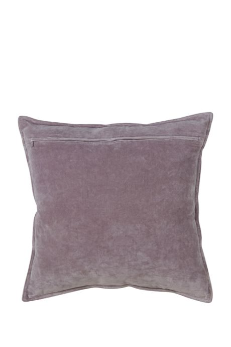 Velvet Cotton Decorative Throw Pillow