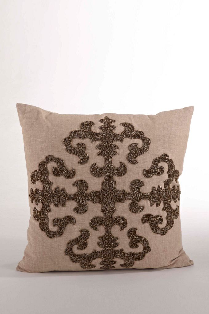 Medallion Decorative Throw Pillow