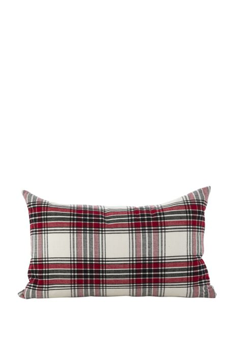 Tartan Plaid Decorative Throw Pillow