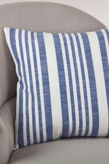 Striped Decorative Throw Pillow