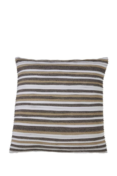 Pleated Decorative Throw Pillow