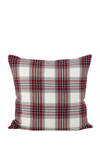 Tartan Plaid Decorative Throw Pillow