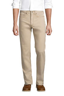 Men's Traditional FIt Comfort-First Bedford 5 Pocket Pants, Front