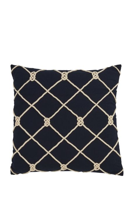 Knot Rope Decorative Throw Pillow