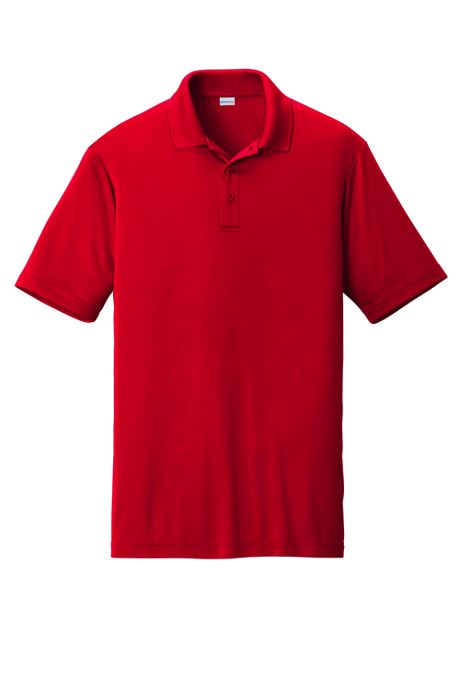 Sport-Tek Men's Big PosiCharge Competitor Short Sleeve Polo