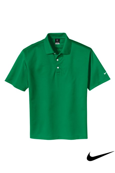Nike Men's Regular Short Sleeve Tech Basic Dri FIT Polo