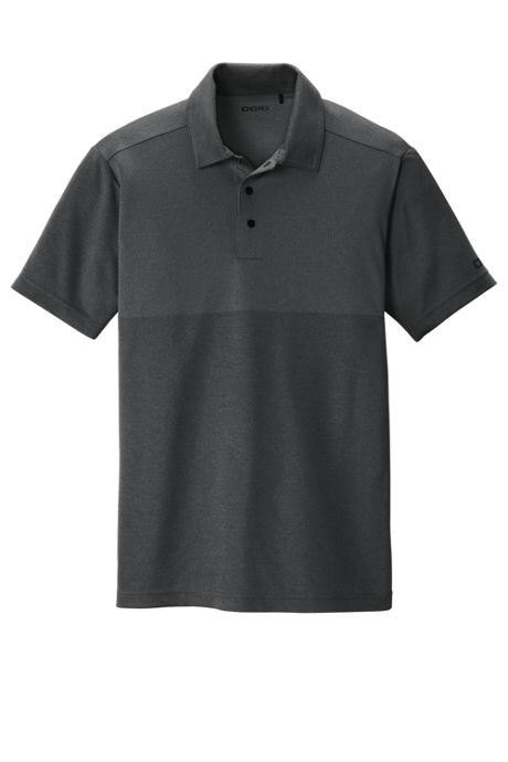 OGIO Men's Regular Surge Short Sleeve Polo