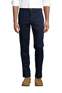 Men's Slim Fit Comfort-First No Iron Chino Pants, Front