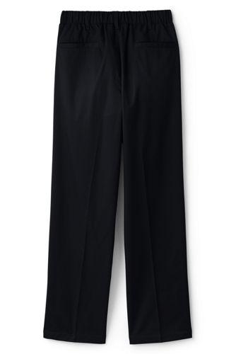 Men's Elastic Waist Pull-On Chino Pants