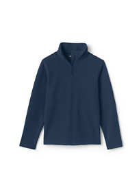School Uniform Kids Lightweight Fleece Quarter Zip Pullover