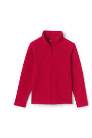 Kids Lightweight Fleece Quarter Zip Pullover