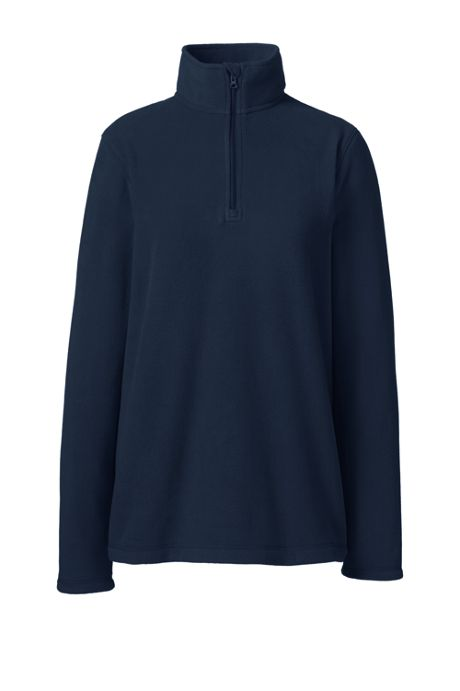 Women's Lightweight Fleece Quarter Zip Pullover