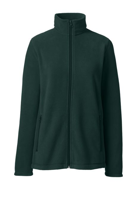 School Uniform Women's Mid-weight Fleece Jacket