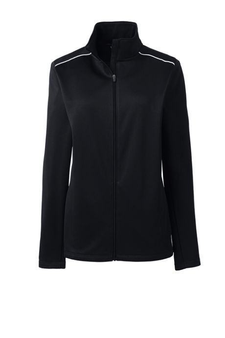 School Uniform Women's Active Track Jacket