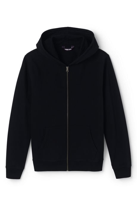 Adult Zip Front Sweatshirt