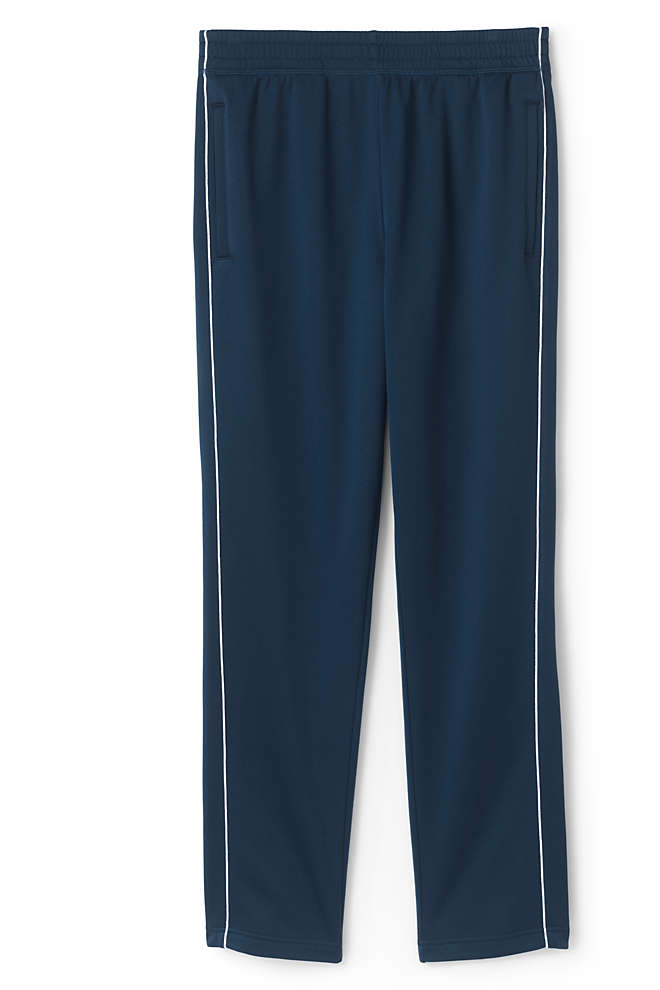 School Uniform Men's Active Track Pants, Front