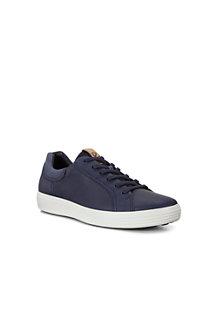 ECCO Soft 7 M Leder-Sneaker für Herren