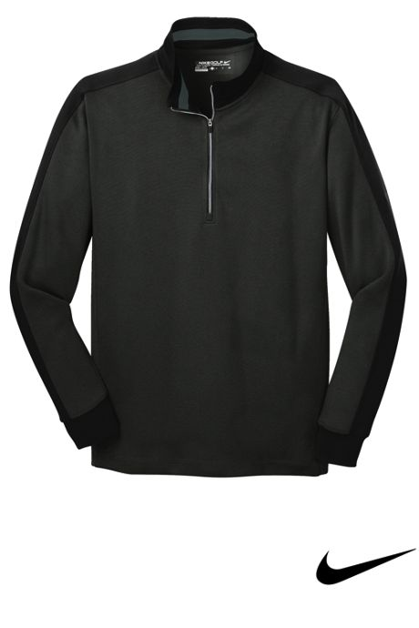 Men's Nike Dri Fit Quarter Zip Pullover