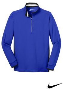 Nike Men's Regular Dri Fit Quarter Zip Pullover