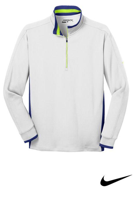 Men's Nike Dri Fit Quarter Zip Pullover