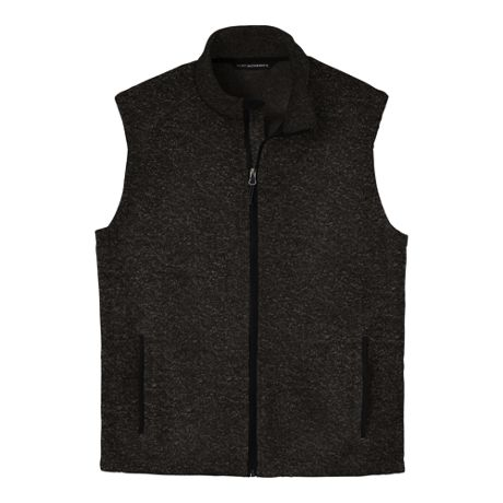 Port Authority Men's Regular Sweater Fleece Vest
